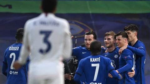 Chelsea outclass Real Madrid to set up all-English Champions League final
