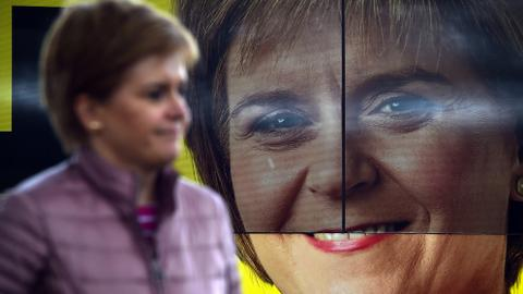 Scotland votes in election that could bring independence back on table