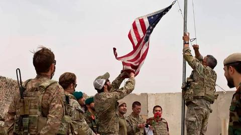 Impending US retreat from Afghanistan is already raising alarm