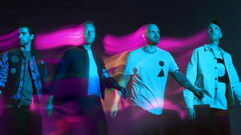 Coldplay returns to universe as new single gets 'intergalactic premier'