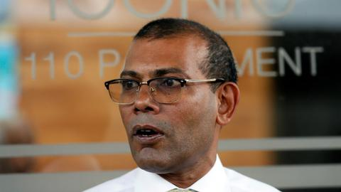 Maldives ex-president Nasheed 'critical' after assassination attempt