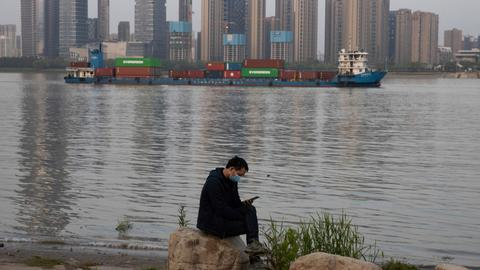 China trade surges as experts warn post-Covid growth will flatten out