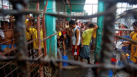Filipino prisoners complain about slow justice amid anti-drug crackdown