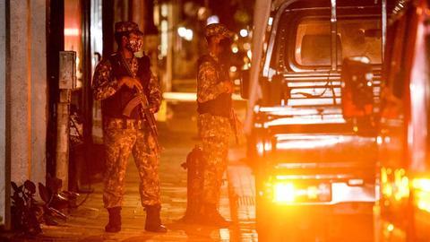 Maldives police arrest key suspect in attack on ex-president Nasheed