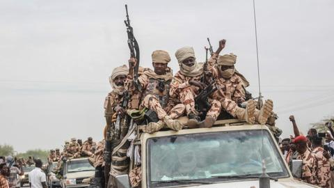Chad military declares victory over northern rebels