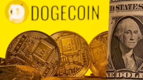 Dogecoin tumbles after Elon Musk calls it a 'hustle' on 'SNL'