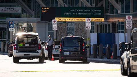 Suspects at large after deadly shooting in Vancouver airport
