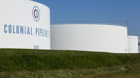 Major US pipeline remains largely shut down after cybersecurity attack