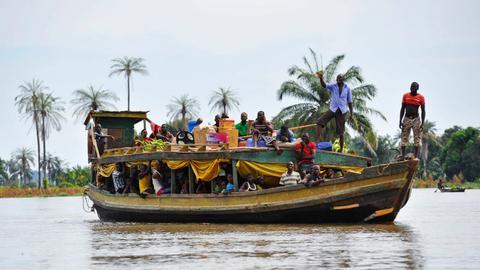 Dozens dead, several missing in Nigeria boat accident