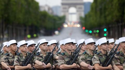 French politician calls for army to be 'purged' as military officers rebel