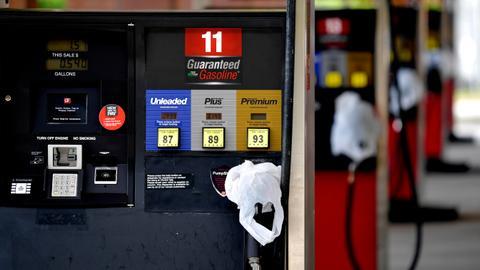 Colonial Pipeline shutdown sparks fear of US petrol shortage
