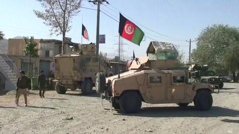Afghan forces launch operation to recapture Taliban-held district