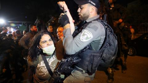 Is there a greater resistance building within Israel?