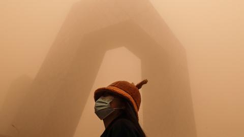 Nearly 100 Asian cities rank highest for environmental risk, disaster