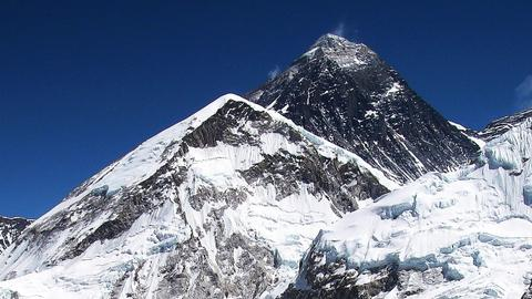 Two climbers die of exhaustion on Mount Everest descent