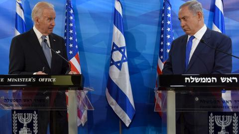 Biden's support for Israeli aggression causes rift in the Democratic Party