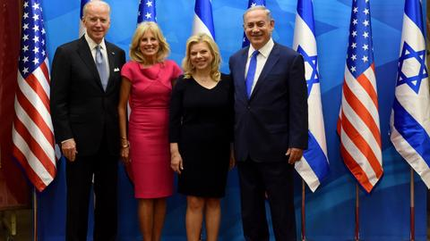 Israel: Friends in high places