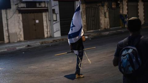 Multiple 'lynch' mob attacks in Israel's Palestinian-Jewish cities