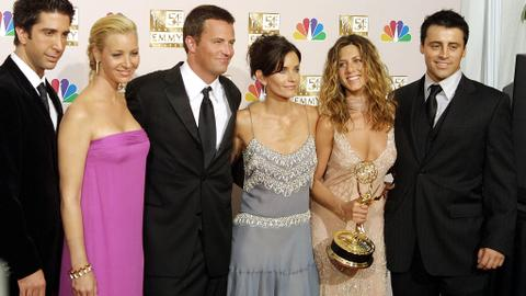 Long-awaited 'Friends' cast reunion to air on May 27
