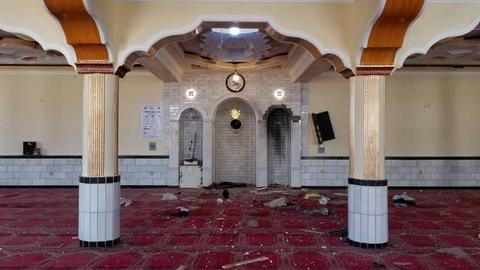 Worshippers, imam dead in deadly Kabul mosque explosion