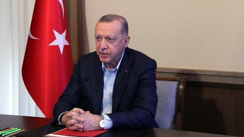 Erdogan: Turkey will not accept persecution by Israel