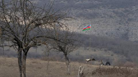 Azerbaijan, Armenia hold talks after spike in border tensions