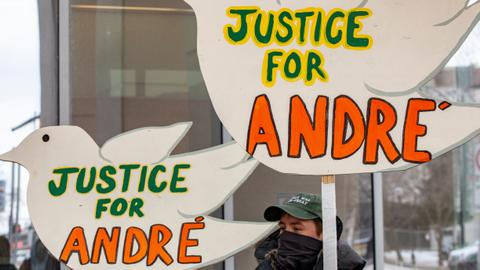 Columbus reaches $10M settlement with family of Andre Hill over shooting
