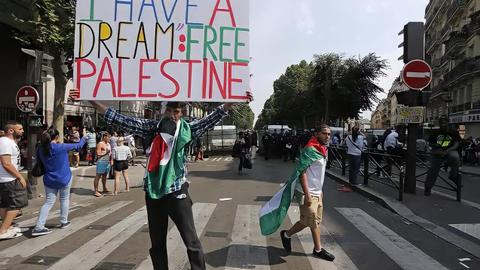 French court bans planned pro-Palestine rally in Paris