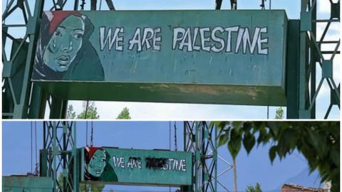 India police jail 21 in Kashmir over pro-Palestine protests