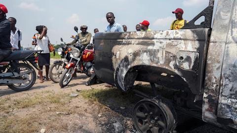 Democratic Republic of Congo sentences 30 to death over Eid clashes