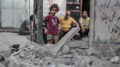 How Israeli attacks psychologically damage Palestinian children