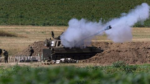 US approves $735M weapon sale to Israel as missiles bombard Gaza