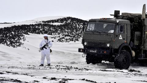 The Arctic: A new battlefield for US-Russia rivalry