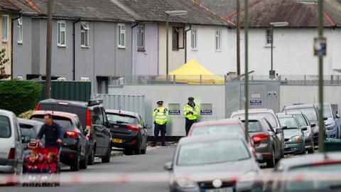British police arrest second man over London tube bomb