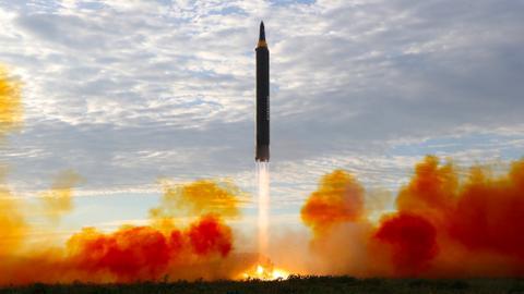 Korean peninsula draws range of military drills to pressure Pyongyang