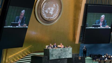 UN General Assembly: what's happening