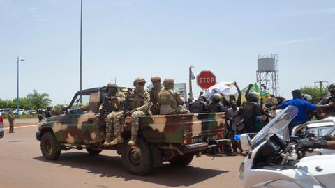 Mali gives West African bloc envoy 72 hours to leave