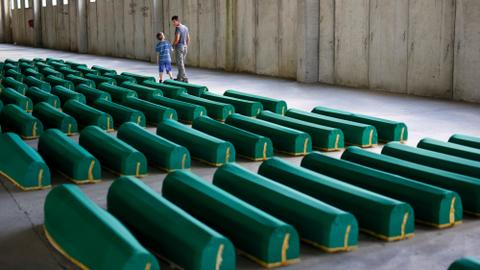 Netherlands to appeal The Hague court ruling on Srebrenica deaths