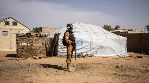 Burkina Faso ambush leaves many police officers dead