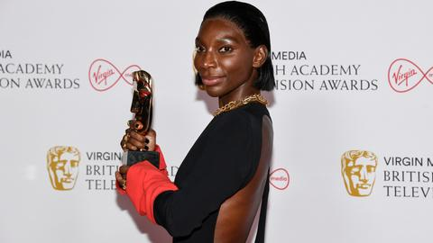 'I May Destroy You' wins big at BAFTA awards