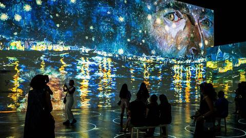Massive Van Gogh exhibit to welcome art lovers in New York