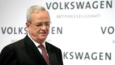 German prosecutors charge former Volkswagen CEO with false testimony