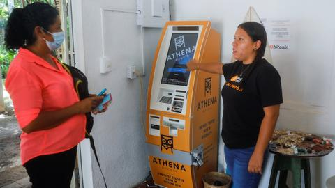 El Salvador to become first country to use bitcoin in everyday life