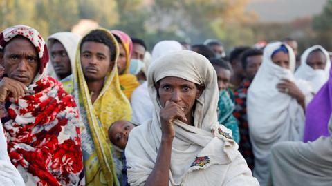UN document: Some 350,000 people in Ethiopia's Tigray in famine