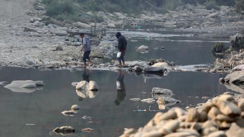 Myanmar anti-junta fighters flee to India, sparking concern