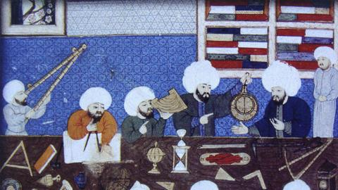 How 9th century Baghdad revived astronomy