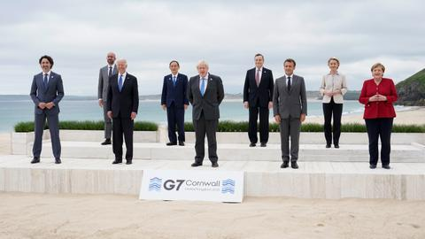 G7 summit kicks off with virus, global economy and climate driving agenda