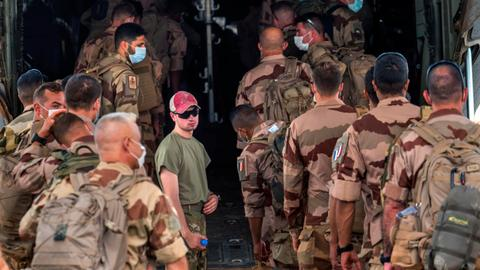 What does French withdrawal from the Sahel mean?