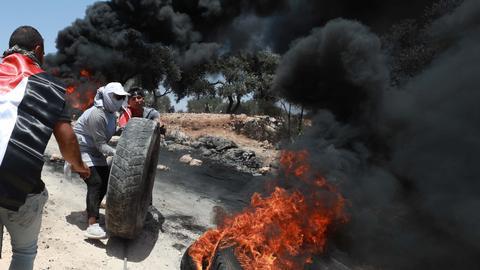 Palestinian teen in West Bank shot dead by Israeli forces