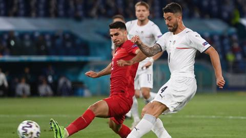 Italy beat Turkey 3-0 in opening game of Euro 2020